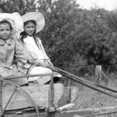 Community History Once Upon a Time stories of South Australian Childhood Exhibition Circa 1909